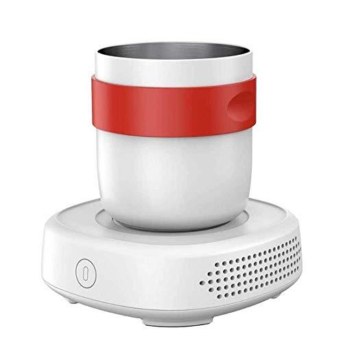 GSAGJsf Wasserkühler, Smart-Fasten Colder for Wasser-Kaffee-Getränke Milch-Wärmer Cooler Fits in Commuter Reisenden Straße Tripper Freizeit