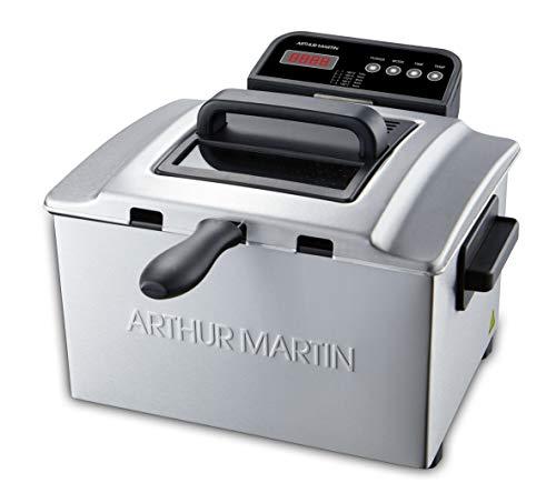 ARTHUR MARTIN Friteuse digitale 5L - 3 paniers
