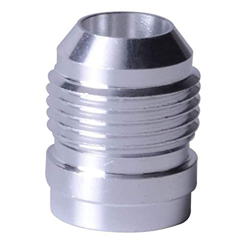 EVIL ENERGY 10AN Male Weld On Fitting Bung Hose Adapter Fuel Oil Aluminum