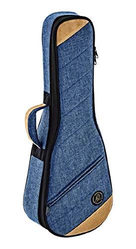 ORTEGA Softcase für Tenor Ukulelen - Ocean Blue (OSOCAUK-TE-OC)