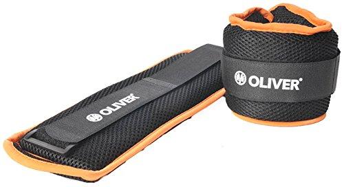 Oliver Gewichtsmanschetten Paar Prime Armgewichte Laufgewichte Gewichte 2x1.0 kg