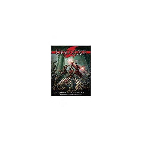 Edge Entertainment Dragon Age: Caja Básica (Set 1) -Español, Color (EDG2801)