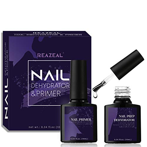 Nail dehydrator and primer, nail dehydrator, nail primer, acrylic primer for nails