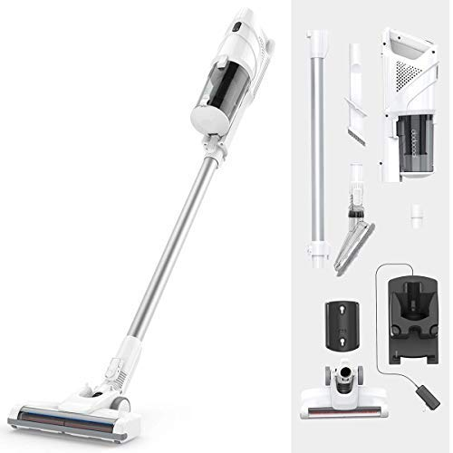 Our #7 Pick is the Dodocool Cordless Stick Vacuum
