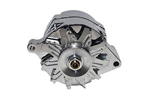 chrome alternator for car - 5