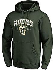 LHDDD NBA trui Bucks. Hornets Nix Warriors Trailblazers Bulls Basketball Hooded Losse Sweater Mannen kunnen worden aangepast