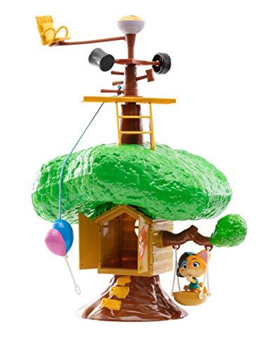 Smoby 44 Gatti La Casa sull'albero dei Buffycats, incluso personaggio Lampo cm.8 + 3 ANNI 7600180204