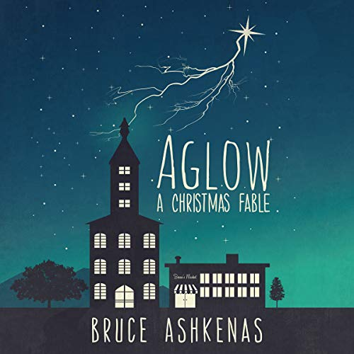 Aglow audiobook cover art