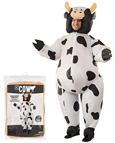 Vaca Camello Inflable  Traje Peculiar Tamaño Adulto  PoliésterCómodo  Resistente  Sistema de inflación Incluido  OriginalCup®