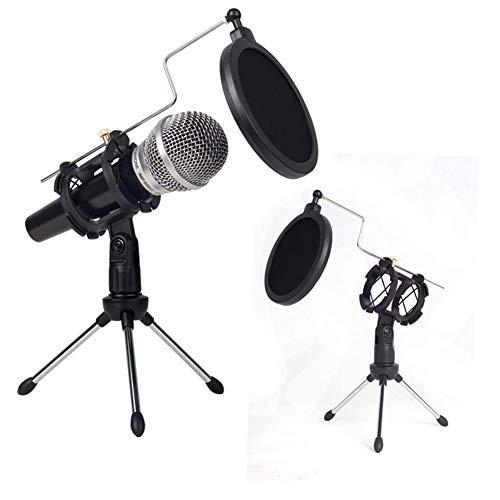 NanXi Condensador filtros de micrófono del Ordenador del Vector del...