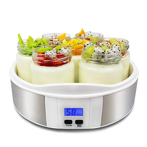 Sotech - Máquina para Yogur Natural y...