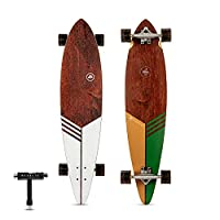 MADE BY SKATERS All of our boards are inspired by our location in Southern California, the birthplace of longboarding. We skate in all types of places, so we carefully created the Pintail collection with high quality materials to give you the best po...