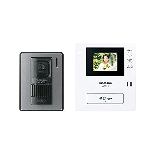 パナソニック(Panasonic) テレビドアホン VL-SV19K