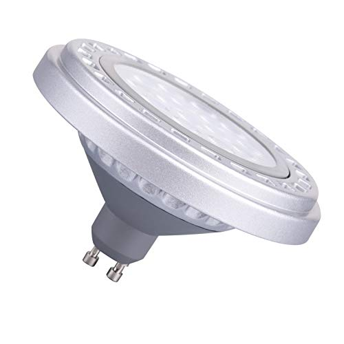 LED-Leuchtmittel, Spot Mit SMD-LEDs, GU10-Sockel, Dimmbar, AR111, 15 W, 30° Abstrahlwinkel, Warmweiß 3000 K, AC 175-265 V, Reflektor-Leuchtmittel, 1200 Lm Es111 Qr111 Reflektorlicht Licht Verfolgen