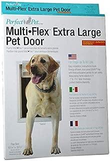 Perfect Pet Multiflex Pet Door X-Large - (10.25