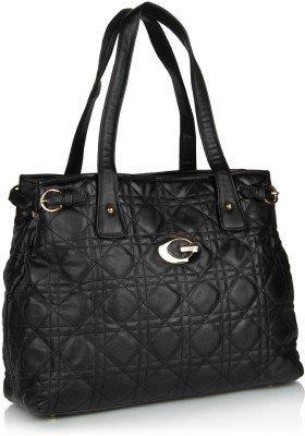 Giordano Shoulder Bag Black
