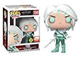Funko Pop The Witcher Ciri Glow in The Dark E3 2019