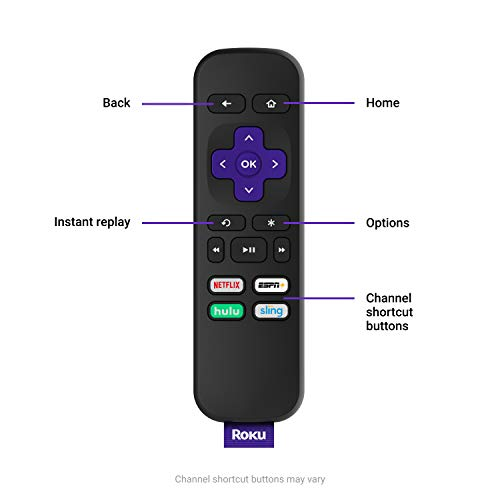 Roku Express | Easy High Definition (HD) Streaming Media Player...
