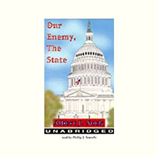 Our Enemy, The State audiobook cover art