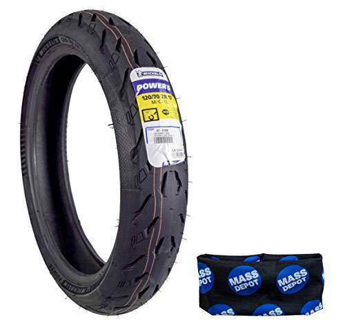 Michelin Pilot Power 5 Radial Sport Bike Motorcycle Tire 120/70-17 (120/70ZR17 Front)