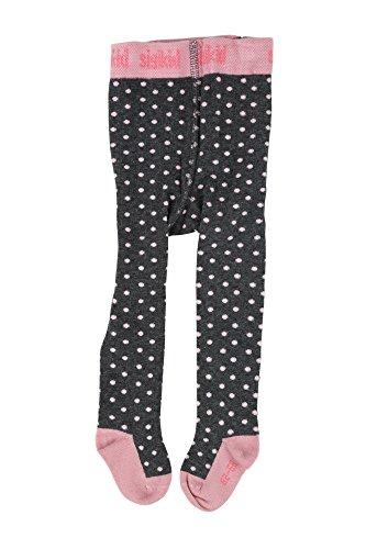 Sigikid Sigikid Baby-Mädchen Strumpfhose, Grau (Grey Melange 9), 19-22 (Herstellergröße: 74/80)