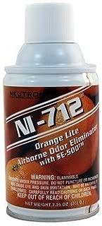NI-712 Odor Metered Dispenser Refill, Orange Lite