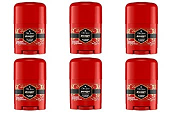 Old Spice Swagger Red Zone Collection Anti-Perpirant & Deodorant 0.5 Oz Travel Size  Pack of 6
