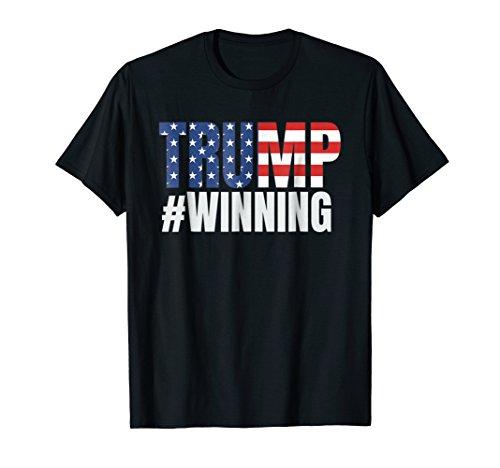Trump Shirt #Winning Trump Tee Shirt