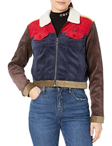 Obey Junior's Gordon Jacket, Multi, X-Small