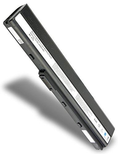 Batterie de remplacement pour Asus A42DE (4400mAh/10.8V)