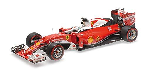 Bbr–bbr181615–Ferrari sf16-h–GP China 2016–Escala 1/18–Rojo