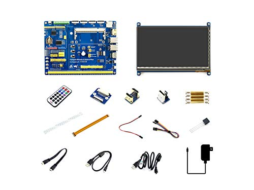 Bewinner 5MP Camera Module,Infrared Night Vision 1080P Camera Board,Fully Compatible with Both The Model A and Model B Raspberry Pi,Attaches by Way of a 15 Pin Ribbon Cable