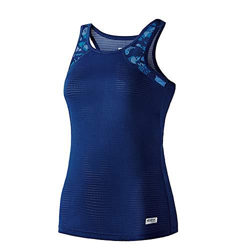 42K RUNNING - Camiseta técnica Tirantes 42k Ares Summer para Mujer Imperial Blue