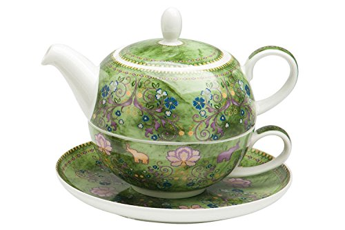 Tea for one - Rani - TeaLogic - Fine Bone China