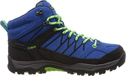 CMP Unisex Rigel Mid Wp Trekking-& Wanderstiefel , Blau (Royal-Frog 94bd) , 40 EU