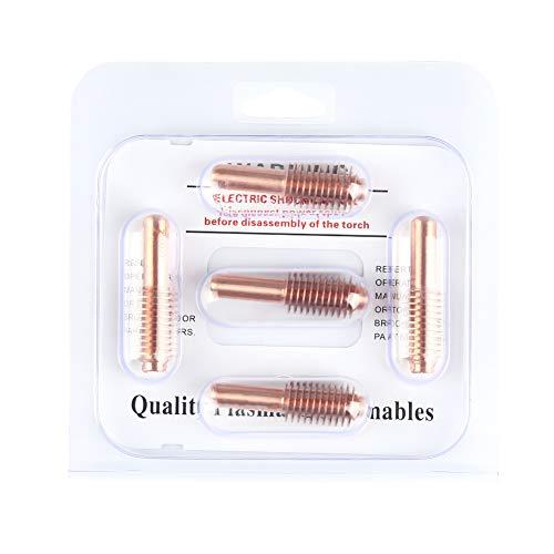 Electrodos de plasma, resistencia a la corrosión Consumibles del cortador de plasma...