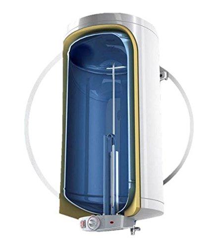 Elektrospeicher wandhängender Boiler Warmwasserspeicher mit 1,2 bis 2 kW - 230 Volt Heizleistung Elektro - 30 50 80 100 120 150 L Liter