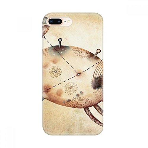 DIYthinker Juni Juli Kanker sterrenbeeld Zodiac Apple iPhone 7/8 Telefoonhoesje Flexibel TPU Zacht Transparant Cover Gift, Bumper Hoes, iPhone 7/8 Plus case