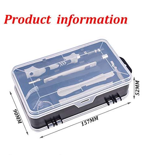 Mini Screwdriver Bit Set 115 In 1 Magnetic Precision Screwdriver Set with Case