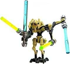 LEGO Star Wars Minifigure - General Grievous Clone Wars Version Tan (2010)