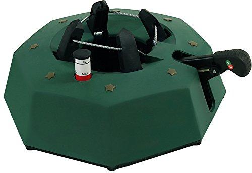 FHS M200Support pour Sapin Max avec pédale et câblage 36.0 x 36.0 x 11.0 cm Vert