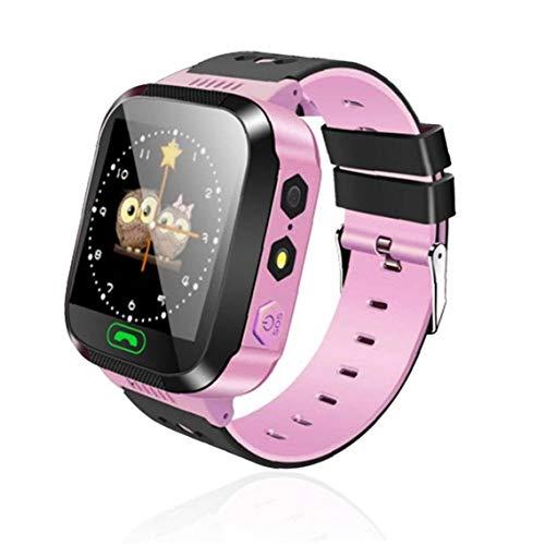 Kinder-Smartwatch für Jungen und Mädchen, Touchscreen-Kamera, 2-Wege-Anruf, Voice-Chat, SOS-Wecker,...