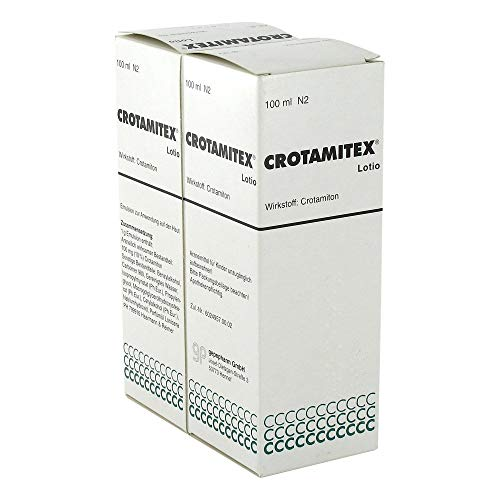 CROTAMITEX Lotion 200 ml
