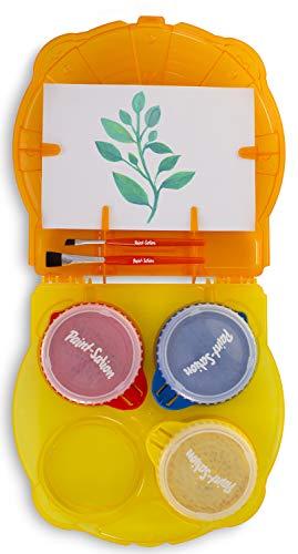 Paint-Sation Peinture sans gâchis pour Enfants, Portable