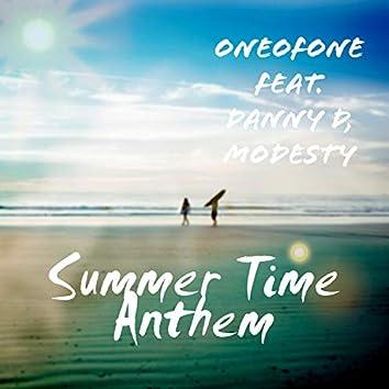 Summertime Anthem (feat. Danny D & Modesty)