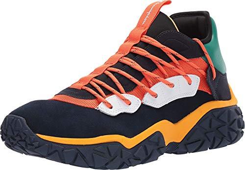 Champion Tank Mens Shoes Size 8.5, Color: Navy Multi