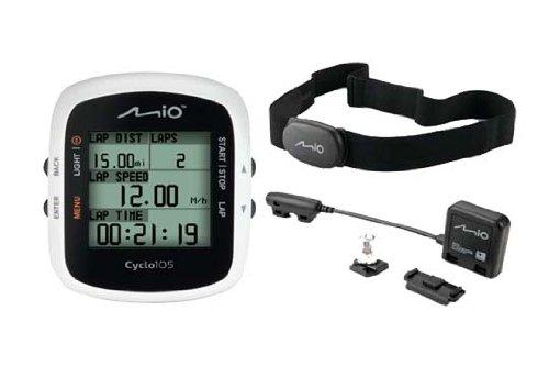 Mio Cyclo - GPS para Ciclismo, Blanco