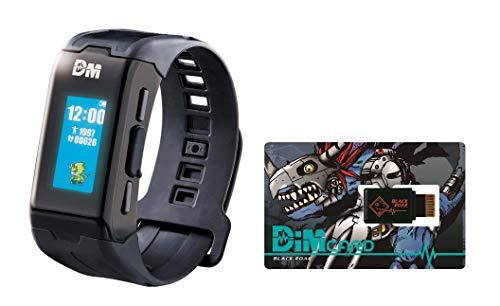 Vital Breath Digital Monster Ver. Black (Includes Dim Card (Trial Version)
