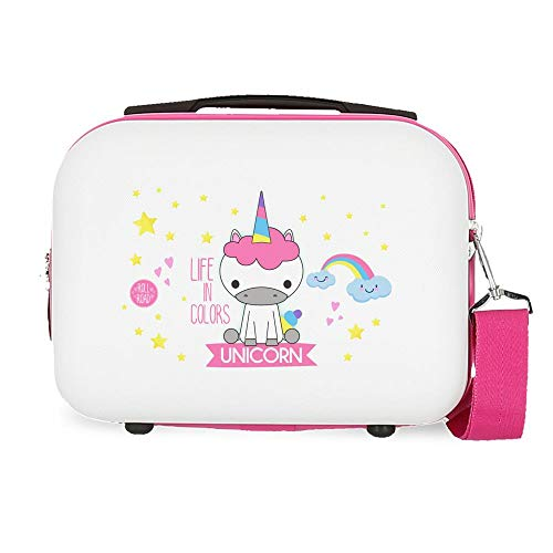 Roll Road Little Me Nececer Adaptable Multicolor 29x21x15 cms ABS