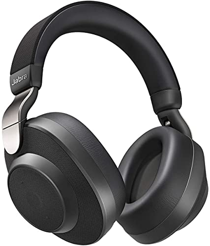 Jabra Elite 85h Over Ear Headphones with ANC and SmartSound...